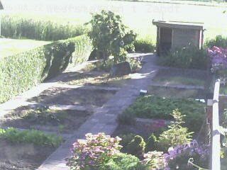 webcam facing north-east